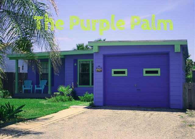 426P - The Purple Palm