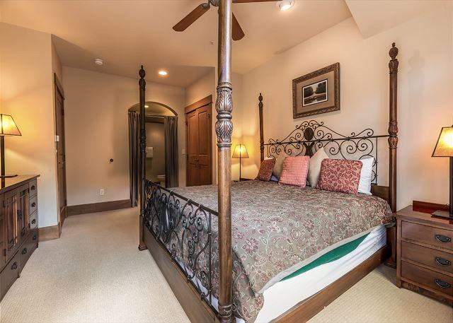 Second Master Bedroom