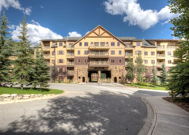 Red Hawk Lodge in Keystone