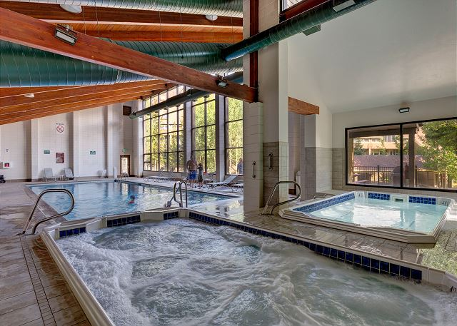 Shared Hot Tubs and Pool