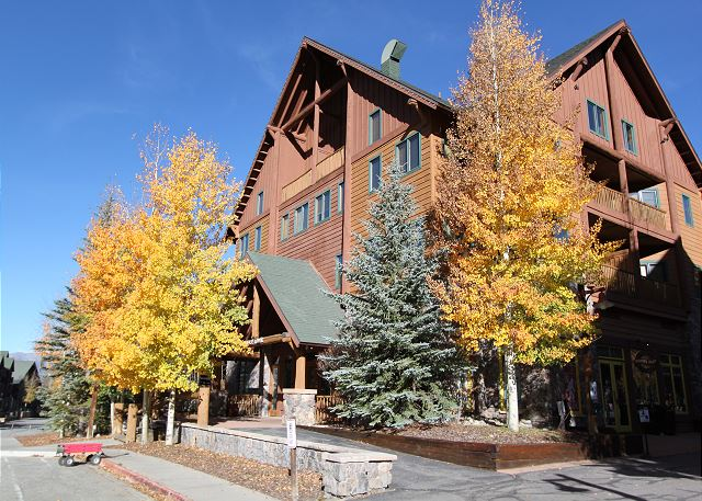 Arapahoe Lodge in Keystone