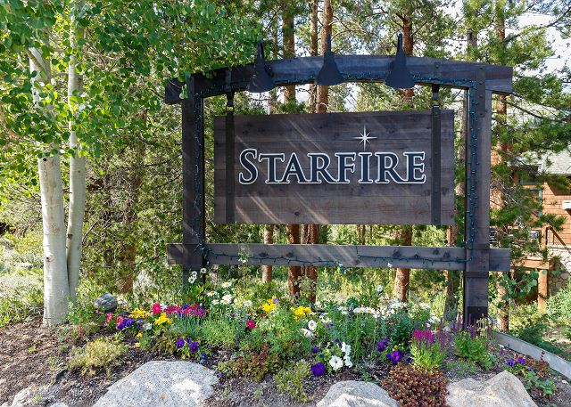 Starfire in Keystone
