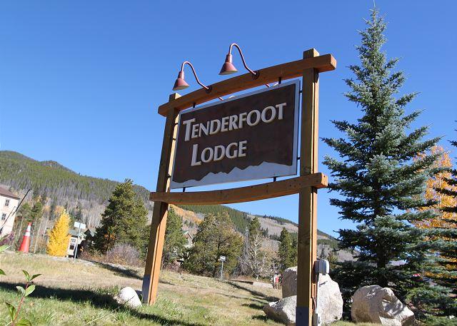 Tenderfoot Lodge in Keystone