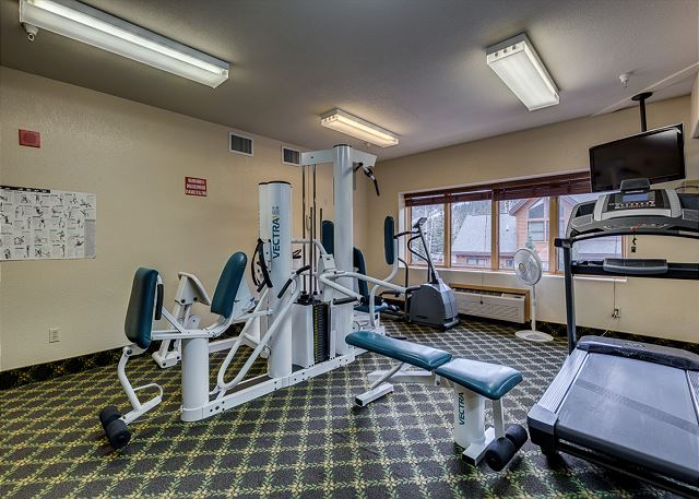 Shared Fitness Facilities