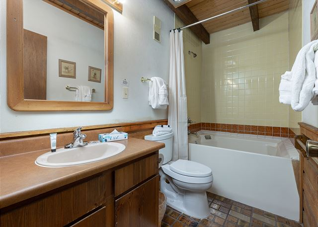 Main Level Guest Bathroom