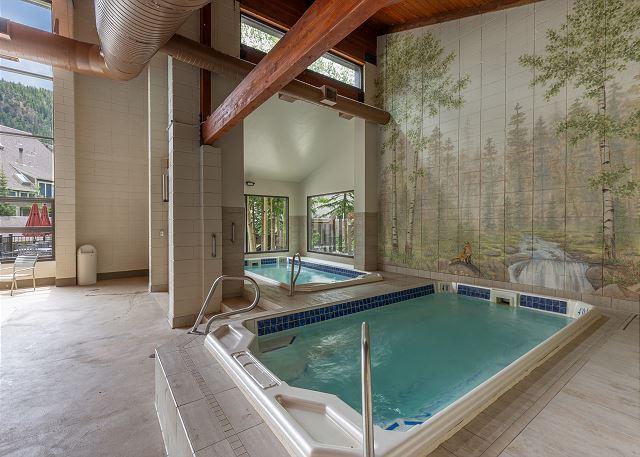 Shared Hot Tubs