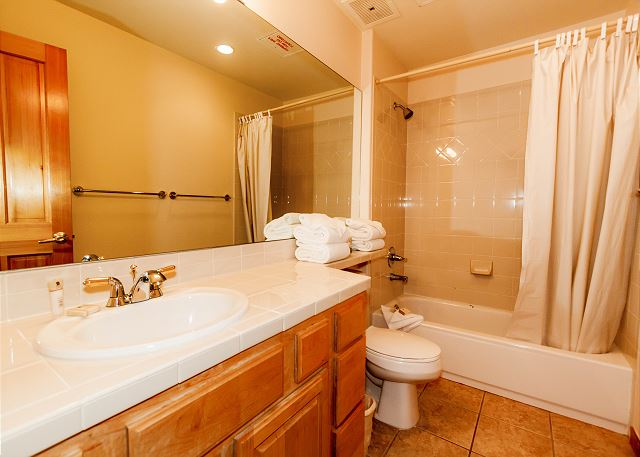 Second Guest Bedroom Private Bathroom