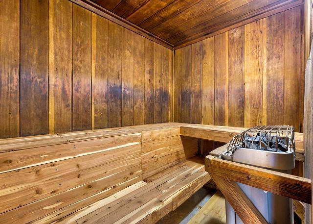 Shared Saunas