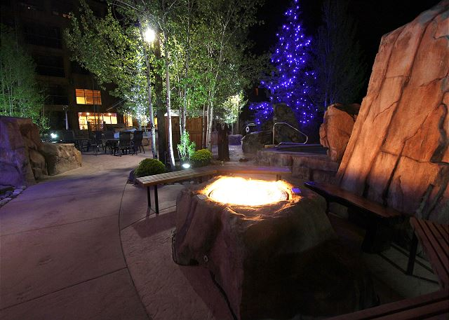 Shared Fire Pit