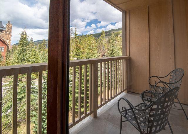 Private Balcony (Summer)