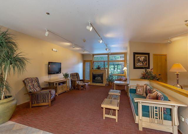 River Bank Lodge Lobby
