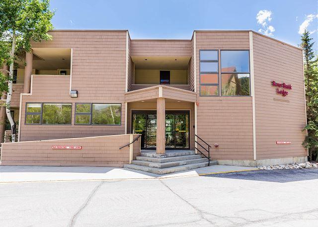 River Bank Lodge in Keystone, Colorado