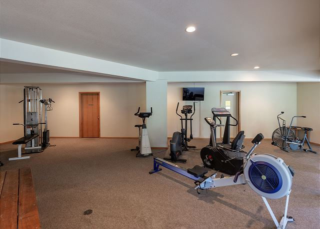 Clubhouse Fitness Facilities