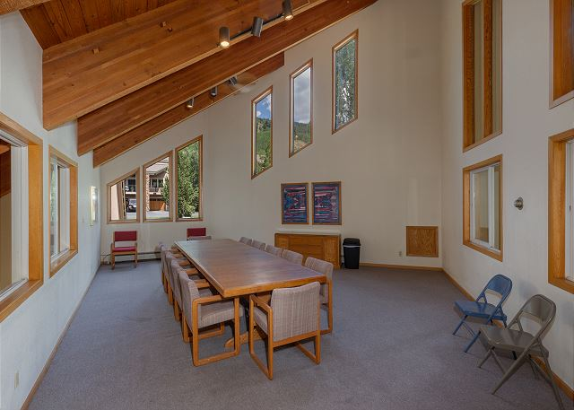 Clubhouse Conference Room