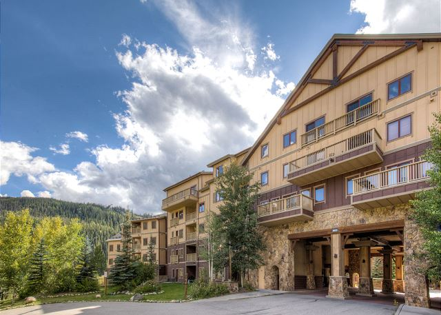 Red Hawk Lodge in Keystone, Colorado