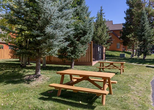 Shared Picnic Areas