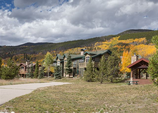 Snake River Village in Keystone, Colorado