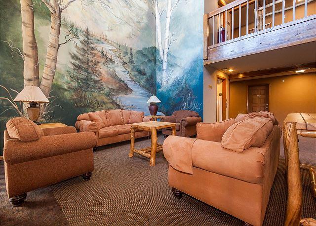 Snowdance Manor Lobby