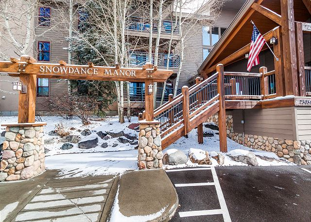 Snowdance Manor in Keystone, Colorado