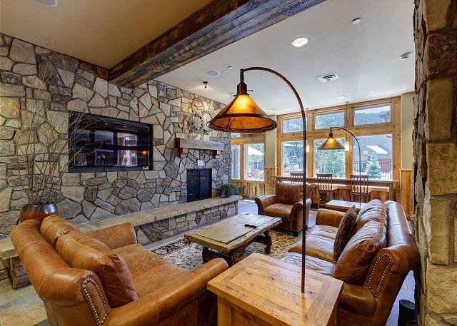 Black Bear Lodge Lobby