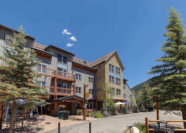 Black Bear Lodge in Keystone, Colorado