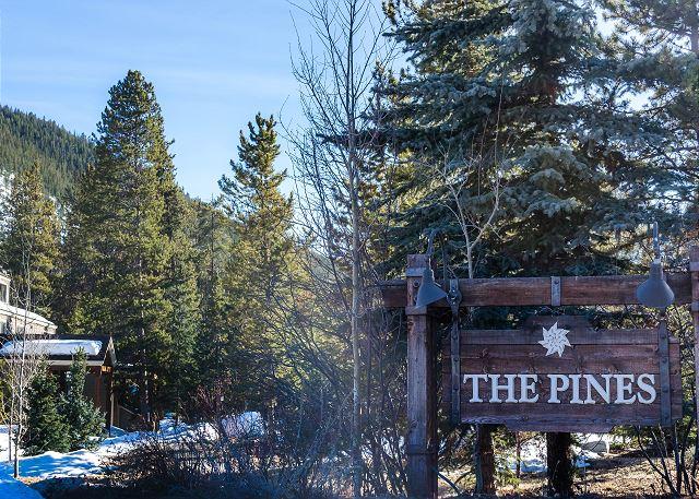 The Pines in Keystone, Colorado