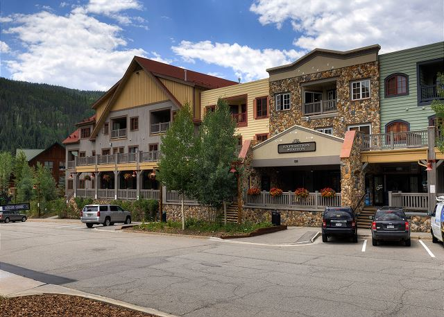 Expedition Station in Keystone, Colorado