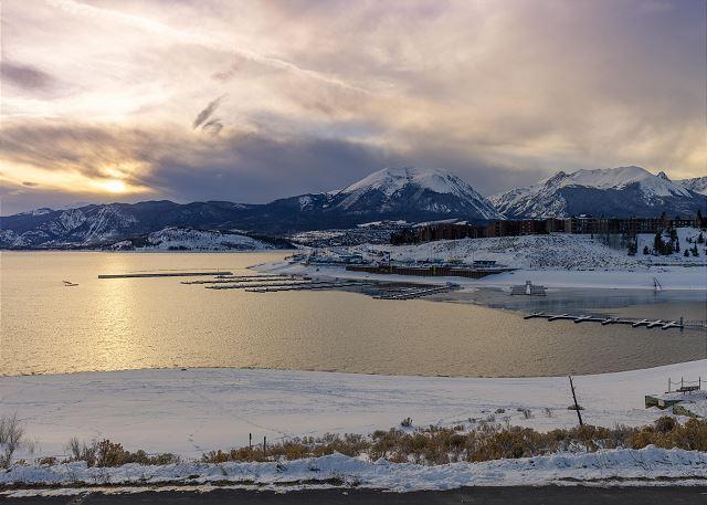 Nearby Lake Dillon
