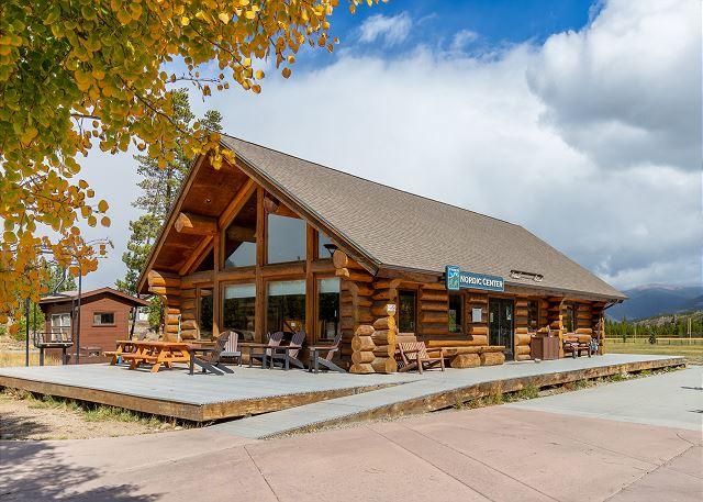 Nordic Center in Frisco, Colorado