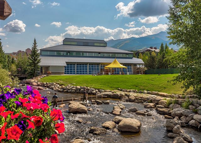 Riverwalk Center in Breckenridge, Colorado