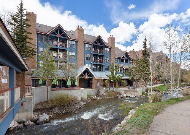River Mountain Lodge in Breckenridge, Colorado