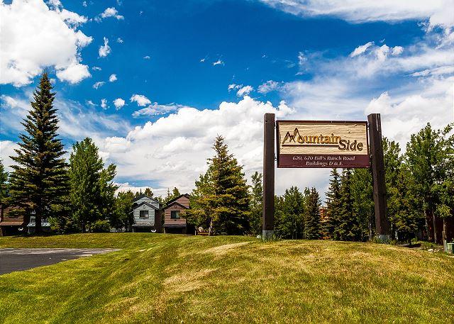 Mountain Side Condos in Frisco, Colorado