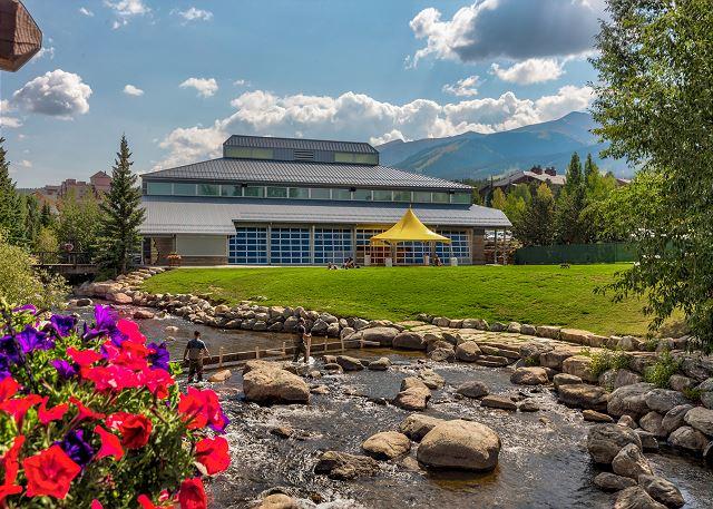 Riverwalk Center in Breckenridge