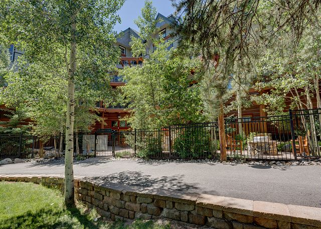 Jackpine Lodge in Keystone, Colorado