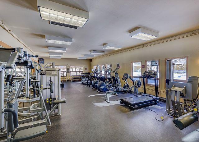 Keystone Lodge and Spa Fitness Facilities