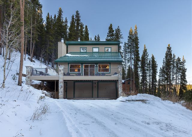 8 Crown Drive in Breckenridge, Colorado