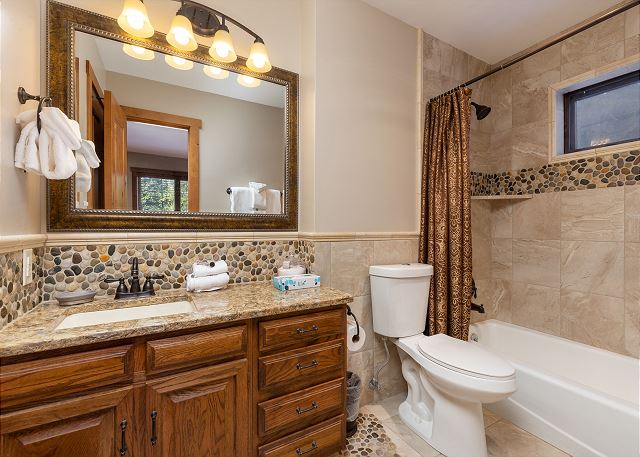 Guest Bathroom on Main Level