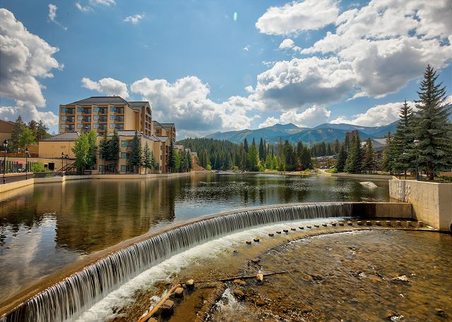 Maggie Pond in Breckenridge, Colorado