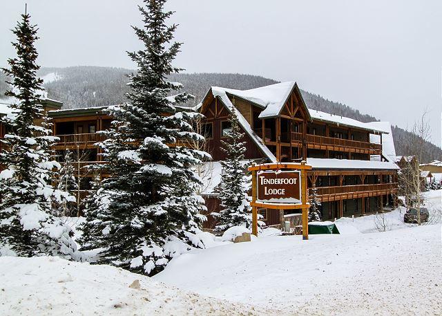 Tenderfoot Lodge in Keystone, Colorado