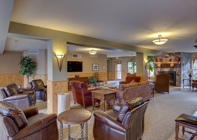 Tenderfoot Lodge Lobby