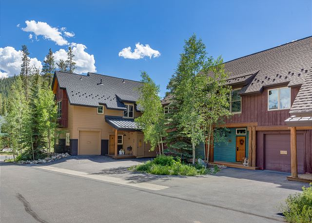 Ski Tip Townhomes in Keystone, Colorado