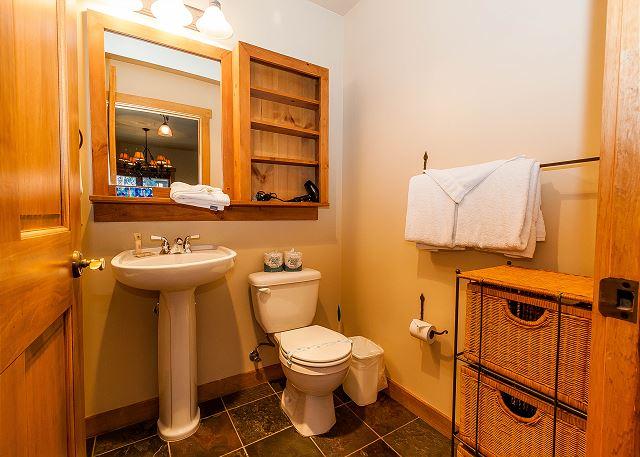 Guest Bathroom Near Living Area
