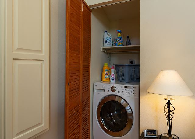 Private Combination Washer/Dryer