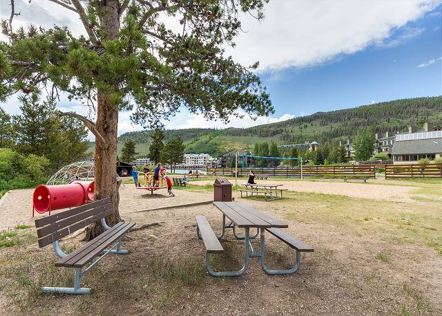 Lakeshore playground