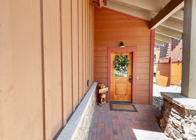Entryway exterior