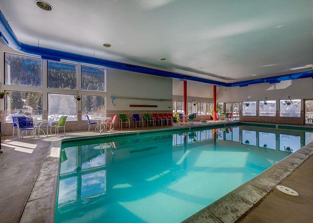 East Lake Clubhouse indoor pool