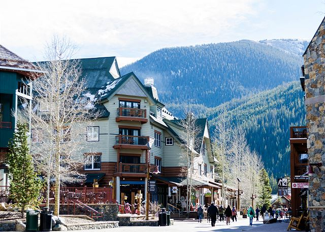 River Run Village, Keystone