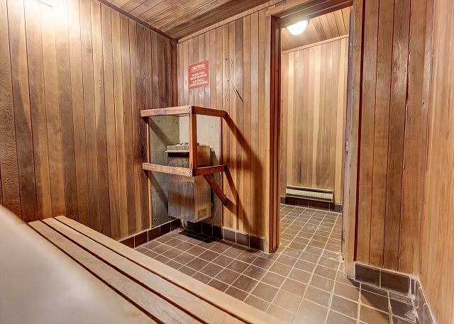 Quicksilver sauna
