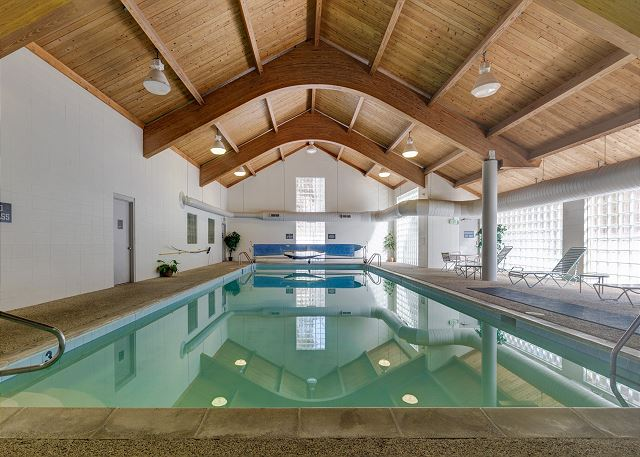 Quicksilver indoor pool