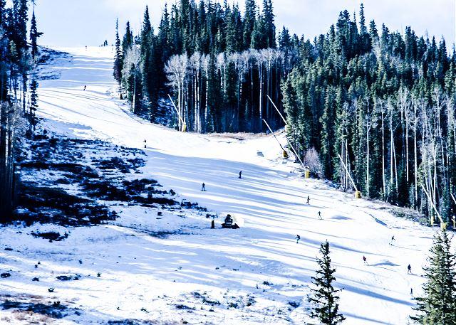 Keystone ski slope